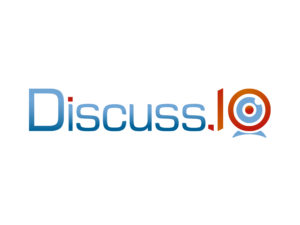 discuss logo